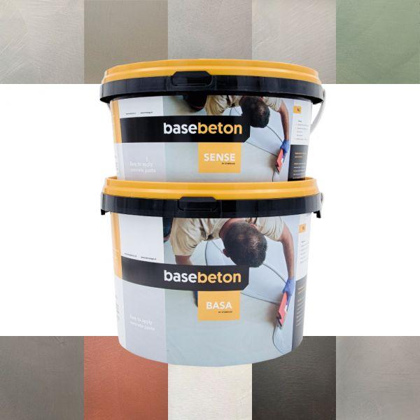 beton cire kleuren