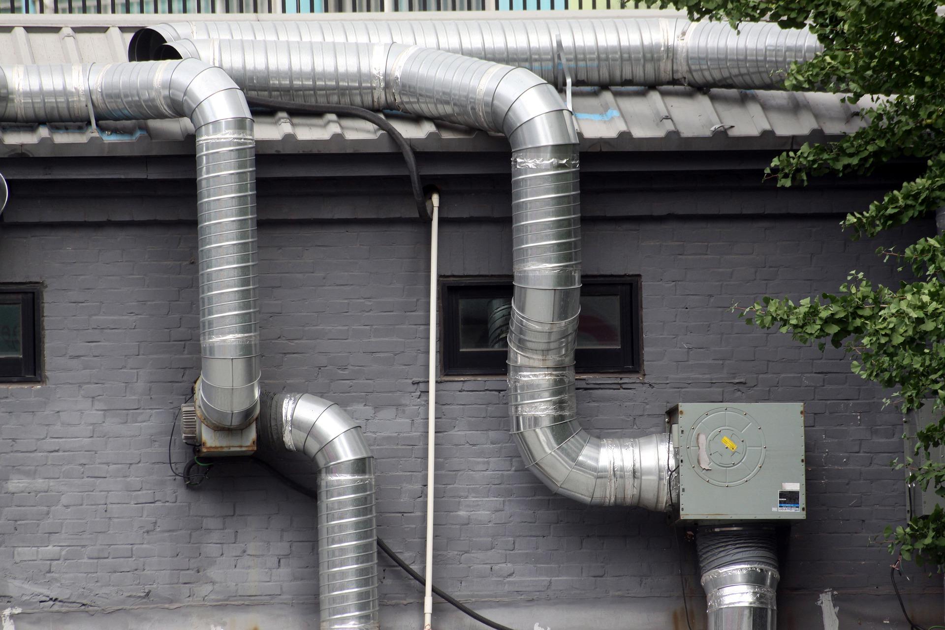 ventilatiekanaal aanleggen met spirobuizen